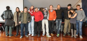 Gli studenti del CCC di II livello, Pescara 2012.