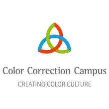 Il logo del Color Correction Campus.