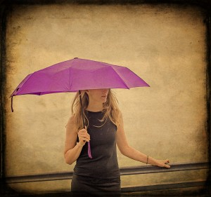 Umbrella. © Russell Brown, All Rights Reserved.