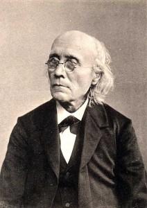 Gustav Theodor Fechner, uno dei padri della psicofisica.