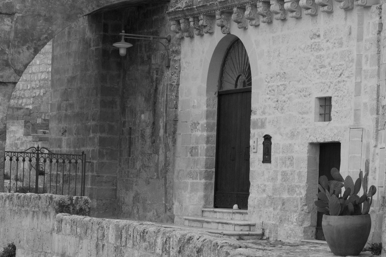 Matera (dettaglio –foto di D. Duca). Sviluppo predefinito in ACR.